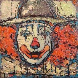Uśmiech clowna