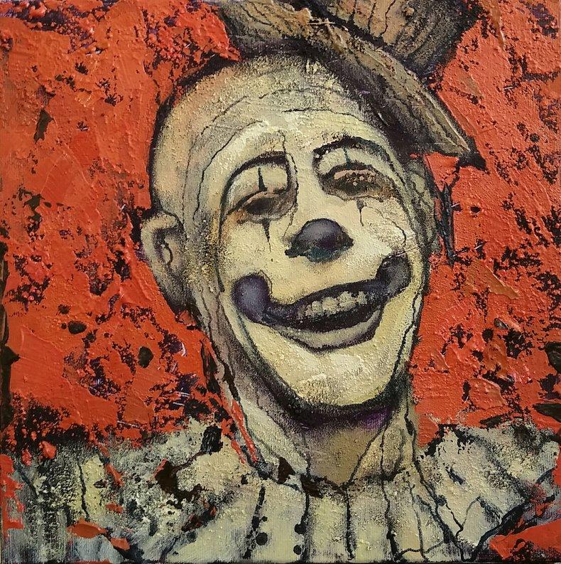 Clown - pełnia szczęścia