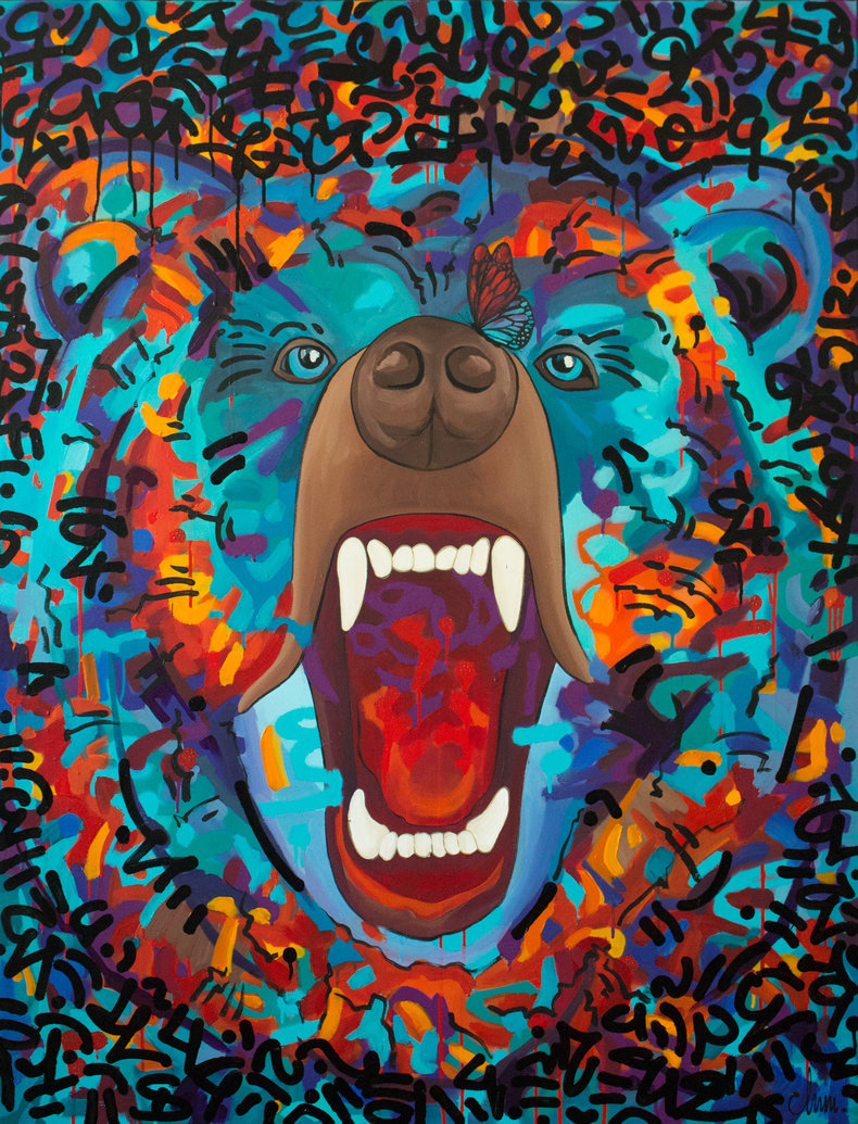 Prosta droga do szaleństwa niedźwiedzia