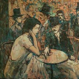The last impressionist