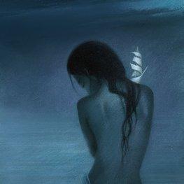 Lost in the blue / Zagubiona w błękicie